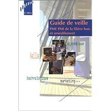 GUIDE DE VEILLE PME DE LA FILIÈRE BOIS AMEUBLEMENT