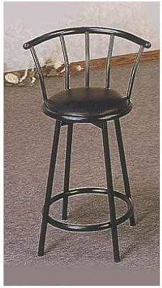Coaster Home Furnishings Set of 2 24 h Bar Stool