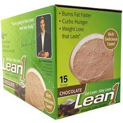 Nutrition53 Lean1 1 Chocolate 15 Pack/Box
