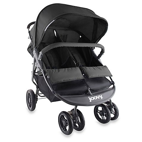 ScooterX2 Double Stroller Color Black 32'' L x 30'' W x 40'' H Model 8077 by Joovy®
