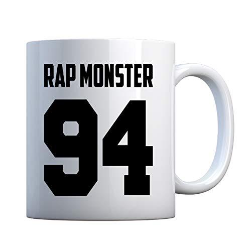 T-shirts South Printed Park - Mug Rap Monster 94 Large Pearl White Gift Mug