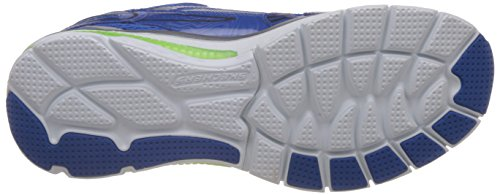 Skechers Sport Heren Infusie Sneaker Blauw / Lime