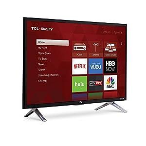 TCL 43S405 43-Inch 4K Ultra HD Roku Smart 4