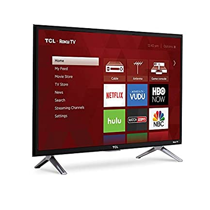 TCL 43S405 43-Inch 4K Ultra HD Roku Smart 2