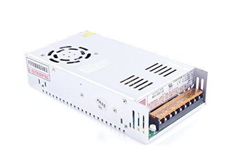 LM YN DC 24V 20A 500W Max Switching Power Supply Industrial Grade Products CE & ROHS Certification Suitable For Industrial Control, Communications, Scientific Research, Civil Equipment Power Supply