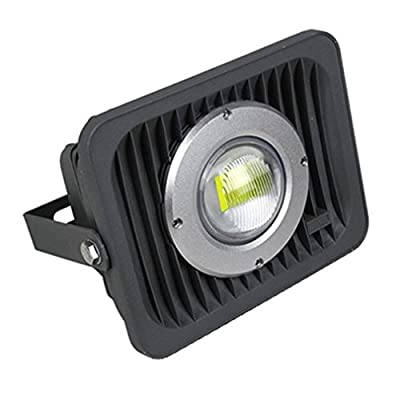 Zesol Outdoor LED Flood Lights 50W 150W HPS Bulb Equivalent Cool White Floodlight
