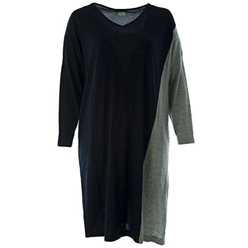 marina-rinaldi-womens-gelato-sweater-dress-x-large-navy-grey