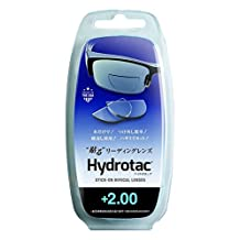 NEOPTX - Hydrotac Stick-on Bifocal Lenses (OPTX 20/20)- +2.00 Diopter -