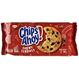 CHIPS AHOY! Chewy Chocolate Chip Cookies, 1 Resealable Pack (300g)