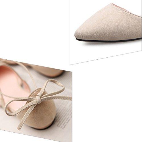 Tacones Cita Las Fiesta Altos Acogedor Profunda Zapatos Puros Mujeres Sunny De A Y Plano Poco Colores Boca Uw8qwZ5fx