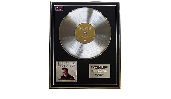 everythin gcolle ctible Elvis Presley/edición Limitada Platino ...