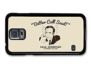 Better Call Saul Funny Breaking Bad Saul Goodman Quote case for Samsung Galaxy S5
