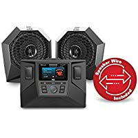2015 to 2017 Polaris RZR 900 Two Speaker Audio System By MTX Audio RZRSYSTEM1