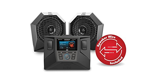 2014-2017 Polaris RZR XP1000 or 900 Two Speaker Audio System by MTX Audio RZRSYSTEM1 by MTX Audio
