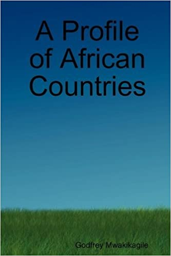 Book A Profile of African Countries by Godfrey Mwakikagile (2009-11-17)
