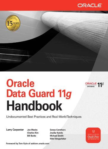 Download Oracle Data Guard 11g Handbook (Oracle Press) Pdf