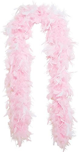 amscan Pink Princess Boa, Multicolor]()