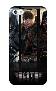 High Grade Robert J Murphy Flexible Tpu Case For Iphone 5/5s - Collage