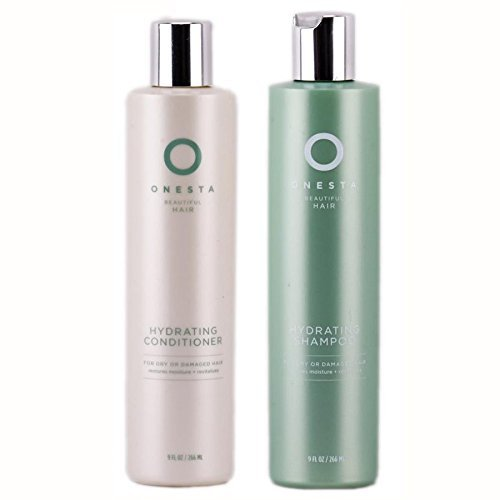 Onesta Hydrating Shampoo & Conditioner Duo for Dry or Dam...