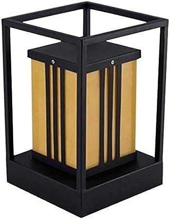 GOG La decoración del hogar Iluminación Luz al aire libre, Puerta ...