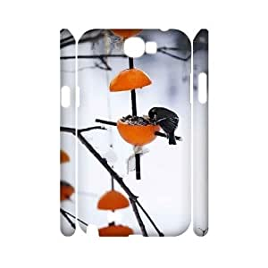 Bird Discount Personalized 3D Cell Phone Case for Samsung Galaxy Note 2 N7100, Bird Galaxy Note 2 N7100 3D Cover