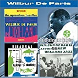The Uproarious Twenties in Dixieland / New Orleans Jazz / Wilbur De Paris & his New New Orleans Jazz