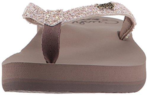 Reef Iron Iron iron Chanclas Para Cushion Mujer Star Gris FqPF1v