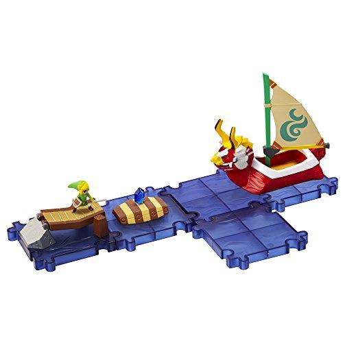 World of Nintendo Legend of Zelda Windwaker Deluxe Pack King of Red Lions