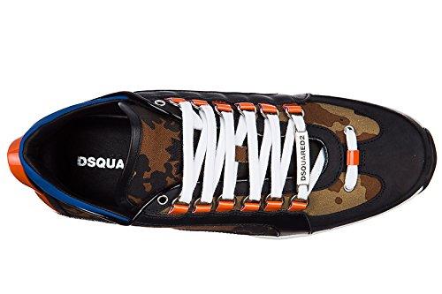 Dsquared2 Mænds Sko Mænd Sko Sneakers 551 Brun ThBidq1