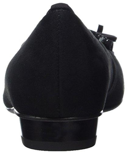 Ara womens Leather Pumps Black y7dqMXge