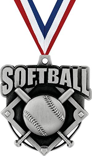 Softball Medals - 2