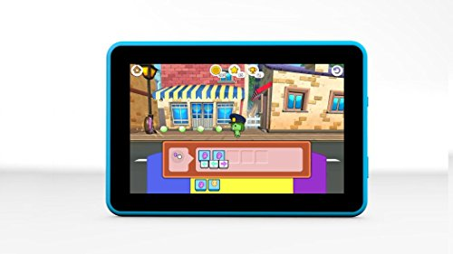 Epik ELT0801H-BL-WM Highq Kids Tablet Blue 8in