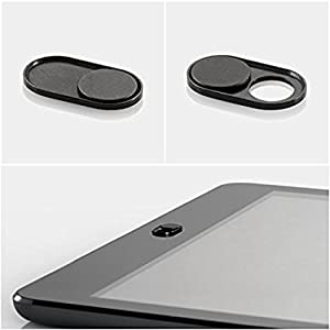 Swiss Made Webcam Cover - Sleek, Thin, Professional