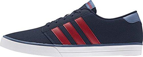 adidas VS Skate–conavy/powred/ashblu Blanco-Rojo-Azul marino