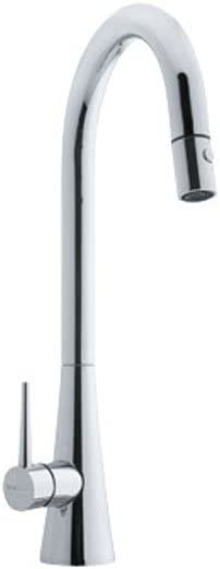 Kohler Worth Pull-Down Kitchen Faucet with Soap Lotion Dispenser Oil-Rubbed Bronze Finish