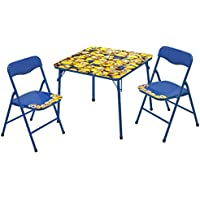 Despicable Me 3 Piece Table and Chair Set