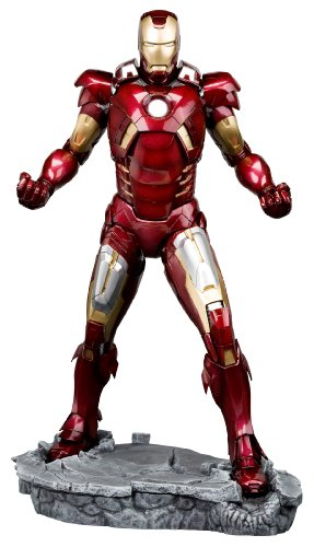 New Avengers Statue Ironman (Kotobukiya Avengers Movie: Iron Man Mark VII ArtFX Statue)