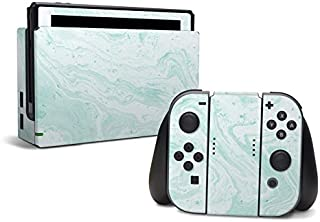 product image for Winter Green Marble - Decal Sticker Wrap - Compatible with Nintendo Switch