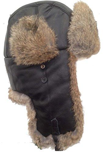 brown-real-sheepskin-tan-rabbit-fur-trooper-bombardier-aviator-hat-l