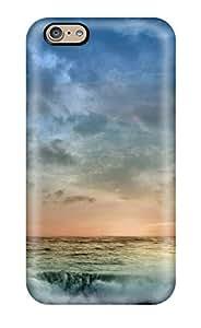 Leana Buky Zittlau's Shop Best 1586387K67454810 Iphone 6 Sunrise Sea Background S Tpu Silicone Gel Case Cover. Fits Iphone 6