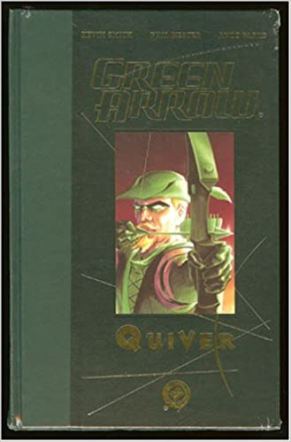 Amazon Green Arrow Quiver Hardcover Sealed Kevin Smith Phil