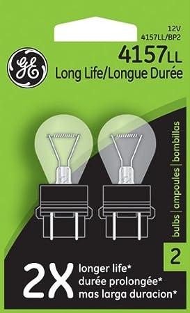 Lamp GE Lighting 4157KR BP2 Turn Signal Light Bulb