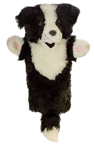 - The Puppet Company Long-Sleeves Border Collie Hand Puppet