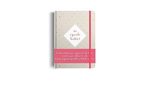 Mi agenda bullet: AA. VV.: 9788448023263: Amazon.com: Books