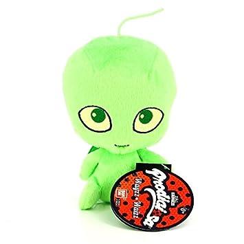 Bandai Ladybug Mini Peluche Wayzz