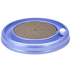 Bergan Turbo Scratcher Cat Toy, Colors may vary (Limited Edition) 34