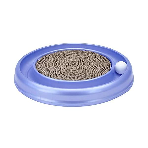 Bergan Turbo Scratcher Cat Toy, Colors may vary (Limited Edition) 1
