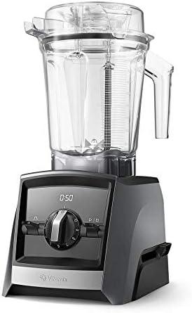 Vitamix Ascent 2300i Batidora vaso, 1400 W, 2 litros, Libre BPA, Pizarra: Amazon.es: Hogar