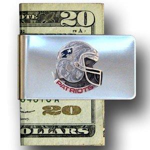 New England Patriots Steel Money Clip (Money England Clip)