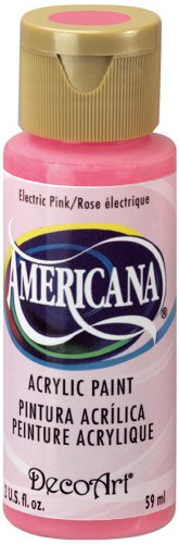 DecoArt Americana Acrylic 2 Ounce Electric product image